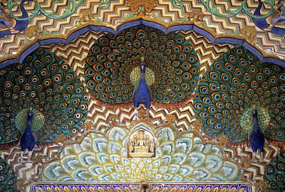 Asia, India, Jaipur Print by Kymri Wilt