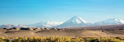 Atacama Landscape Print by Peter J. Raymond