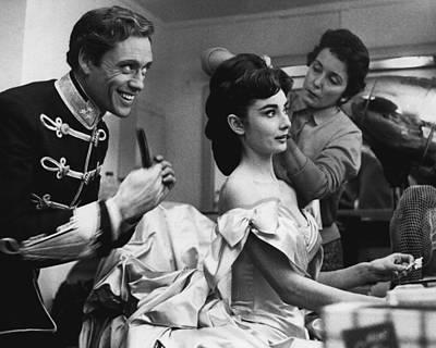 Audrey Hepburn Photograph - Audrey Hepburn by Retro Images Archive
