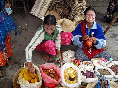 Aungban Print by RicardMN Photography