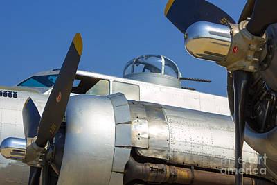 Plexiglas Photograph - B-17 Flying Fortress  by Danny Smythe