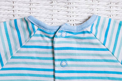 Clothes Clothing Photograph - Babies' Jumper by Tom Gowanlock