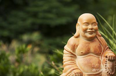 Backyard Buddha Print by Jorgo Photography - Wall Art Gallery