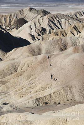 Contour Photograph - Badlands by Juli Scalzi