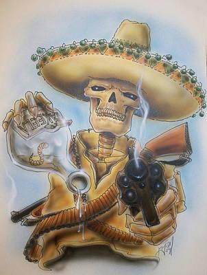Bandito Print by Mike Royal