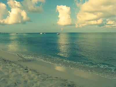 Beautiful Scenery Digital Art - Beach Day by Patricia Awapara
