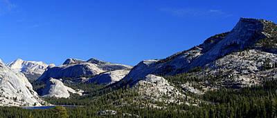 Beautiful Sierras Print by Lynn Bawden