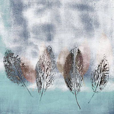 Transition Photograph - Beginning Of Winter by Carol Leigh