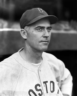 Red Sox Photograph - Bill Harris by Retro Images Archive