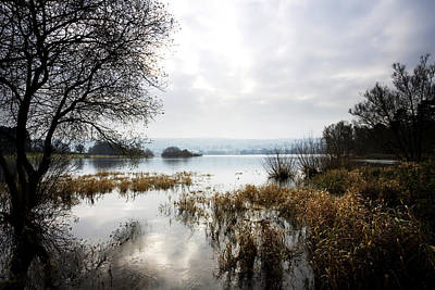 Blagdon Photograph - Blagdon Lake by Don Hooper