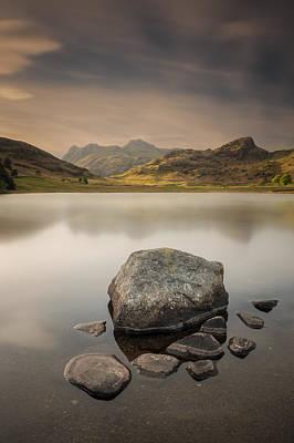 Blea Tarn Lake District Print by Andy Astbury