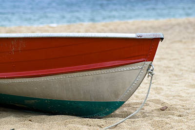 Fisher Photograph - Boat by Frank Tschakert