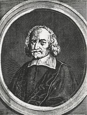 Bossuet, Jacques-b�nigne 1627-1704 Print by Everett