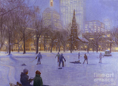 Boston Twilight Players Original by Candace Lovely