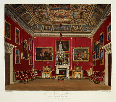 Buckingham House Print by British Library