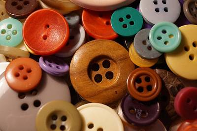 Buttons Print by FL collection