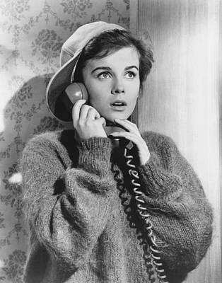 Tomboy Photograph - Bye Bye Birdie, Ann-margret, 1963 by Everett