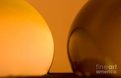 Vibrant Photograph - C Ribet Orbscape 0205 by C Ribet