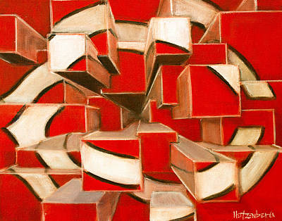 C-squared Print by Josh Hertzenberg