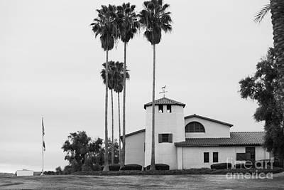 Pomona Photograph - Cal Poly Pomona Union Plaza by University Icons