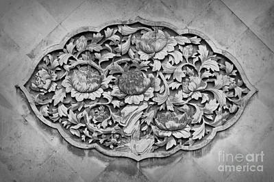 Photograph - Carvings by Shawna Gibson