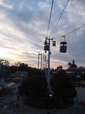 Ohio Photograph - Cedar Point - 12125 by DC Photographer