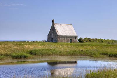 Chapelle Photograph - Chapelle Sainte-anne - Brittany by Joana Kruse