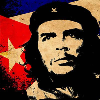 Che Guevara Print by Andrew Fare