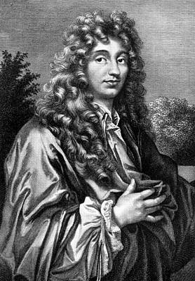 Christiaan Huygens Print by Universal History Archive/uig
