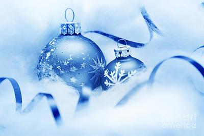 Detail Photograph - Christmas Balls Decoration by Michal Bednarek