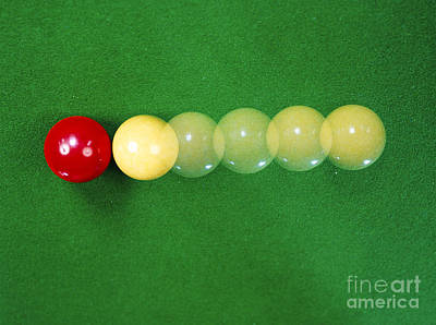 Classical Mechanics Print by Andrew Lambert Photography