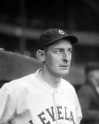 Cliff Lee Photograph - Clifford W. Cliff Lee by Retro Images Archive