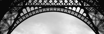 Close Up Of Eiffel Tower, Paris, France Print by Panoramic Images