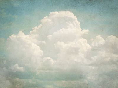 Cloud Series 3 Of 6 Print by Brett Pfister