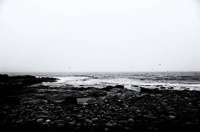 Maine Photograph - Coastal Scene 9 by Jeremy Herman