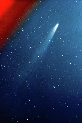 Cosmological Photograph - Comet Kohoutek by Nasa