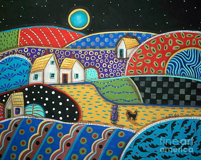 Coming Home Print by Karla Gerard