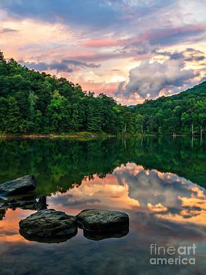 Lake Martin Photograph - Cotton Candy by Anthony Heflin