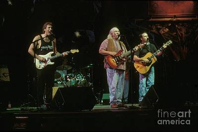David Crosby Photograph - Cpr  Crosby Pevar And Raymond by Front Row  Photographs