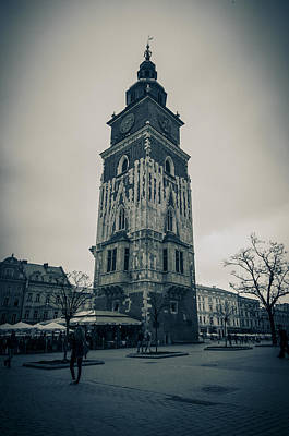 Cracow Photograph - Cracow Poland by Giovanni Chianese