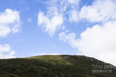 Cradle Mountain Hilltop Landscape. Simply Peaceful Print by Jorgo Photography - Wall Art Gallery