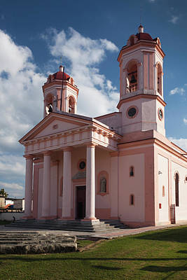 Del Rio Photograph - Cuba, Pinar Del Rio Province, Pinar Del by Walter Bibikow