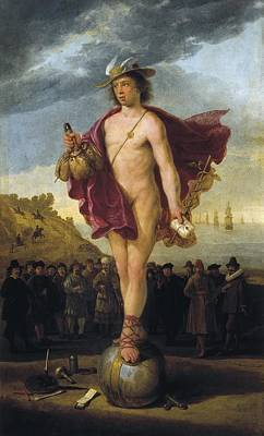 Art To Wear Photograph - Cuyp, Albert Jacobsz 1620-1691 by Everett