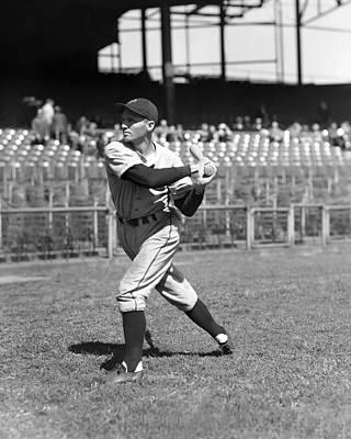Philadelphia Phillies Stadium Photograph - Daniel E. Danny Murtaugh by Retro Images Archive