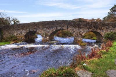 Dartmoor - Postbridge Print by Joana Kruse