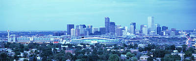 Denver Co Print by Panoramic Images