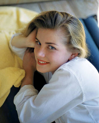 Dolores Photograph - Dolores Hart by Silver Screen