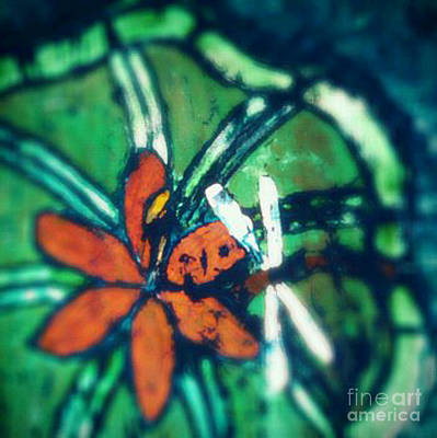 Dragonfly 001 Original by Lori Russell