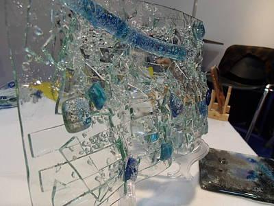 Dreaming Original by Camelia  Cogalniceanu GLASS
