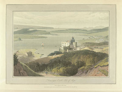 Dunvegan Castle Print by British Library